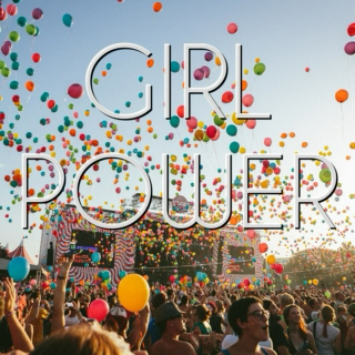 Girlpower @ Sziget