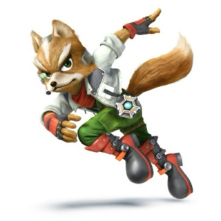 Smash Bros: Fox