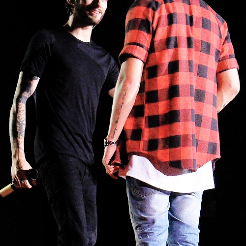 you're the one, gave you everything i love ( zayn x liam )