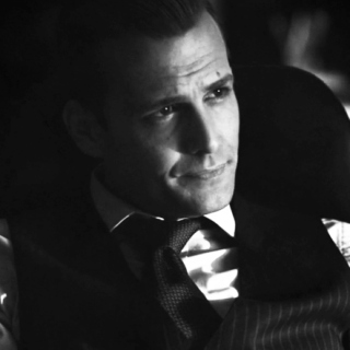 Harvey Specter Signing Out