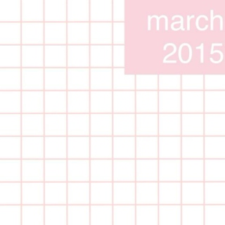march favs 2015