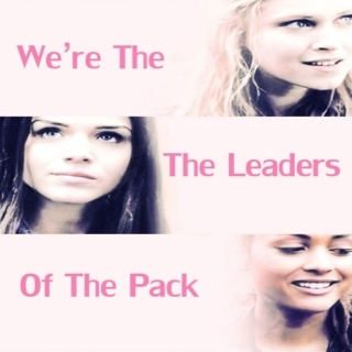 We're The Leaders Of The Pack