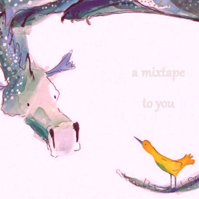 a mixtape to you