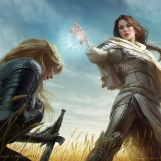 The Queen and her Lady Knight: Queer Ladies Conquering the World