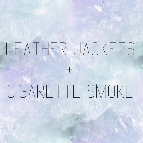 leather jackets & cigarette smoke- a supernatural inspired playlist