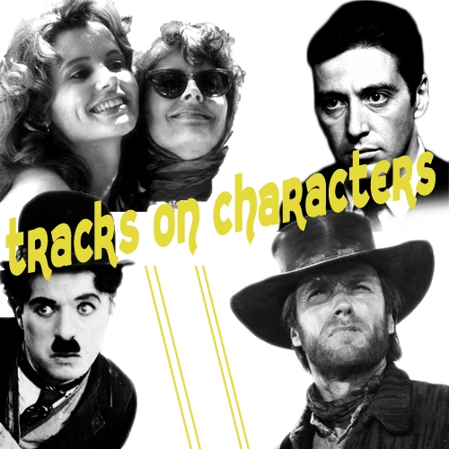 Tracks on Characters
