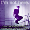 ☂ I'm Not Here ☁