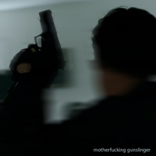 motherfucking gunslinger