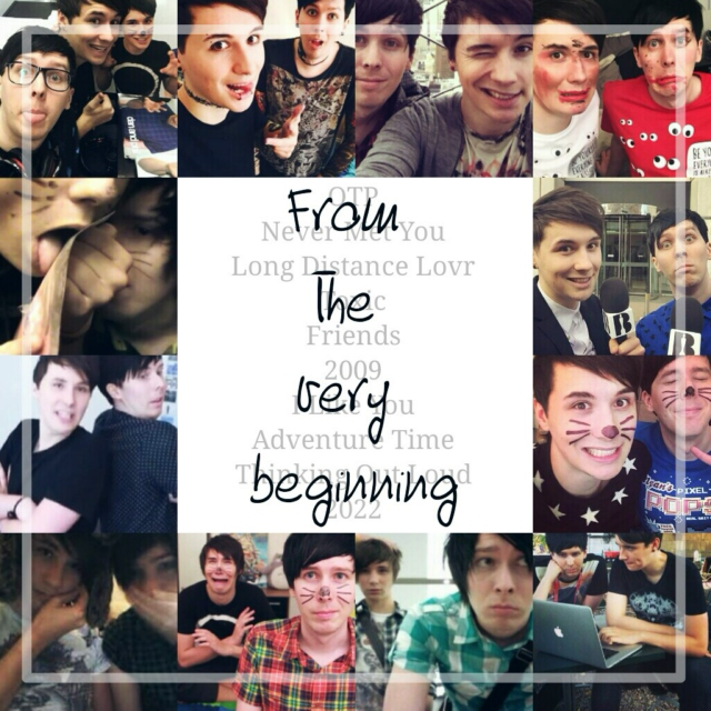 Phan- from the very beginning