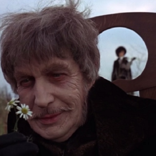 Dr. Phibes Gazes at the Stars