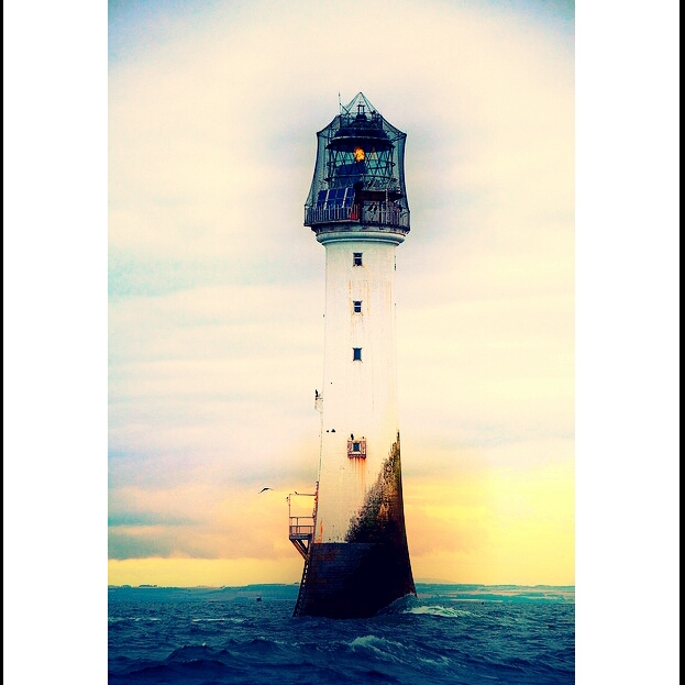 You are your own lighthouse