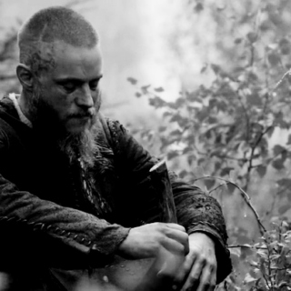 we will never meet again | ragnar/athelstan