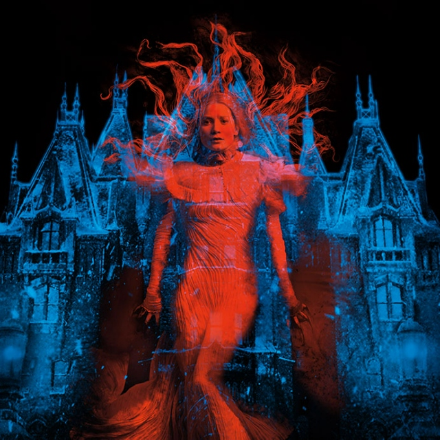 Sorta Like A Sndtrk: Crimson Peak