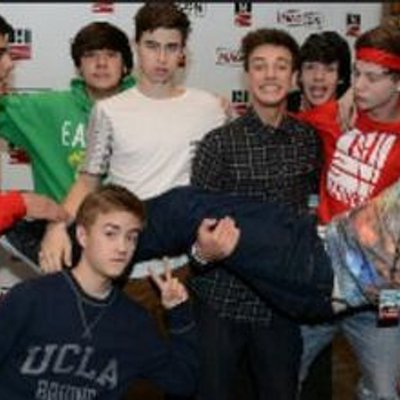 Old Magcon just because