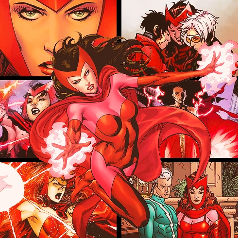 i am chaos // a scarlet witch fanmix