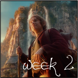 The Hobbit Read-Along: Week 2