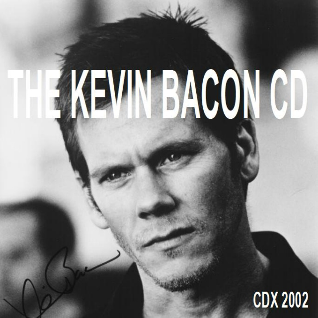 The Kevin Bacon CD