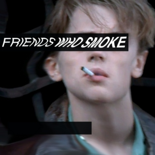 friends who smoke