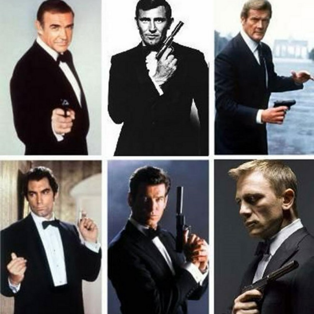 James Bond memories...