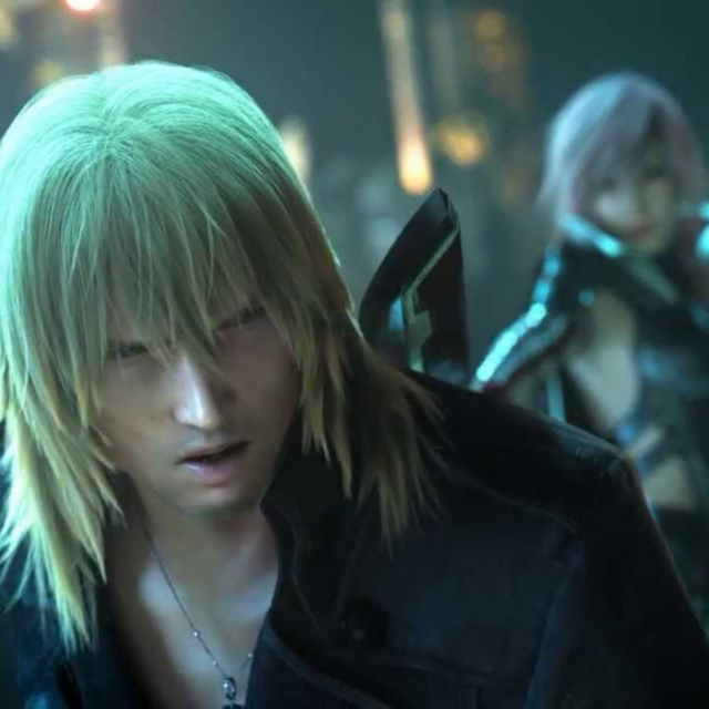 Snow/Lightning/Serah - without you it's hard to survive