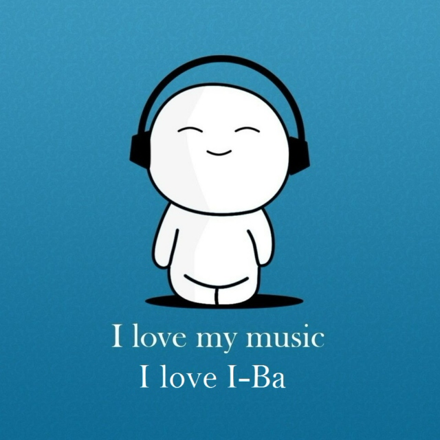 Just LOVE for I-Ba