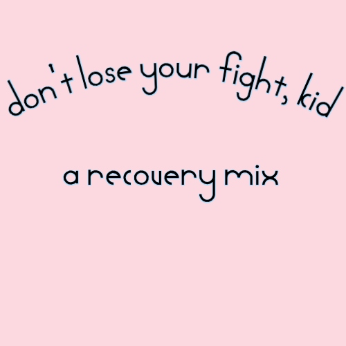 Don't Lose Your Fight, Kid