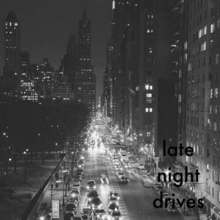 two a.m drives + midnight cities