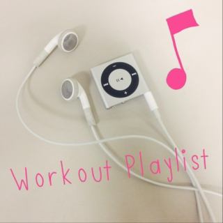 Spring 2015 Workout Mix