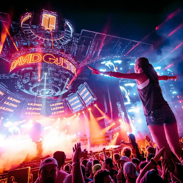 Ultra Music Festival 2015 - Part 4