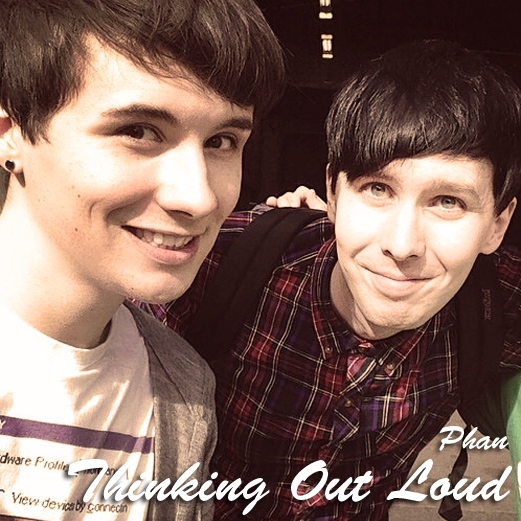 ♥ Thinking Out Loud ♥ PhanMix