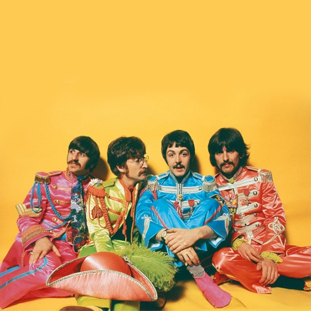 The Beatles Chilled Remixes