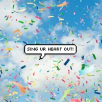 sing ur heart out!
