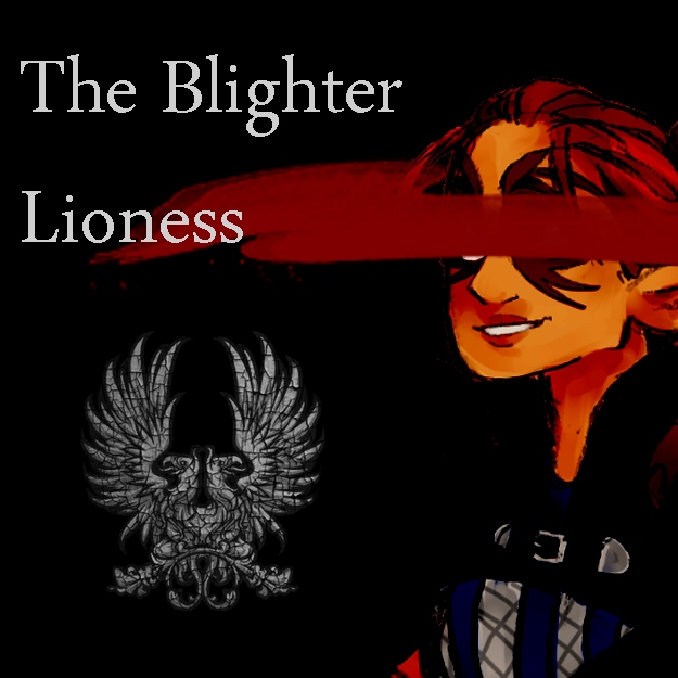the blighter lioness