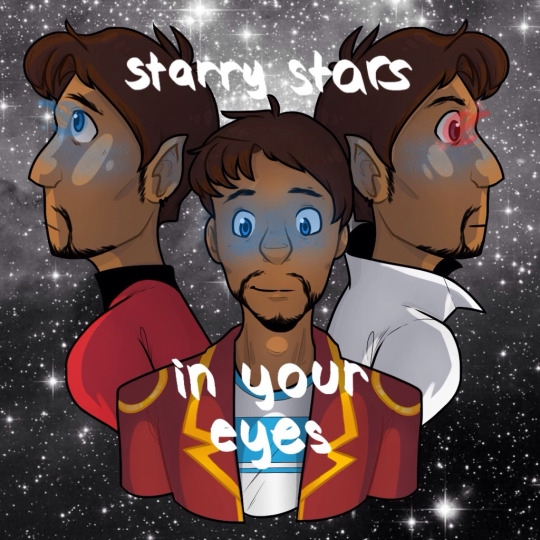 [✮] ☆starry stars in your eyes☆