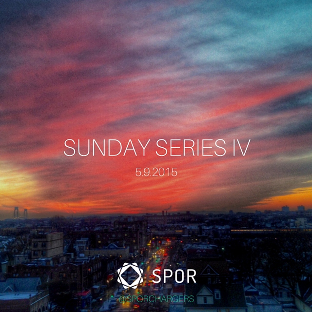 SPOR Sunday Series IV
