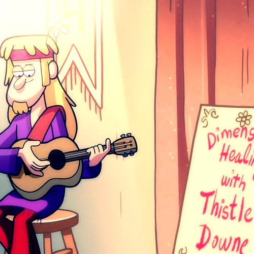 ✧゚・:* Dimensional Healing with Thistle Downe *:・゚✧