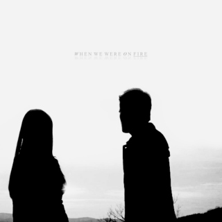 when we were on fire | stelena fanmix