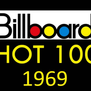Billboard Hot 100 #1 Singles: 1969