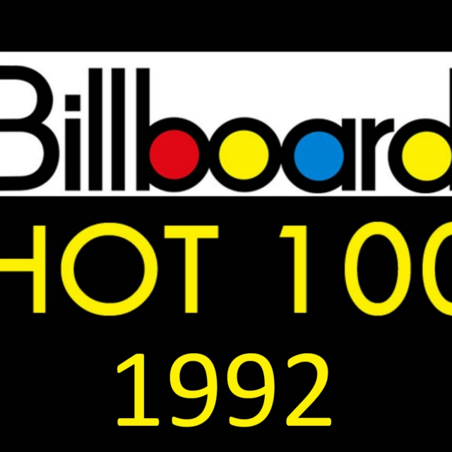 Billboard Hot 100 #1 Singles: 1992