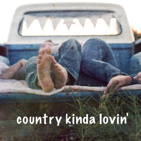 a lil bit of that country kinda lovin'