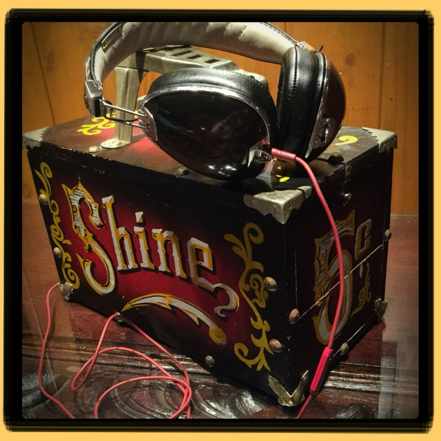 The Shine Box......Your Welcome.