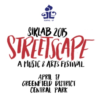 Siklab 2015: Streetscape