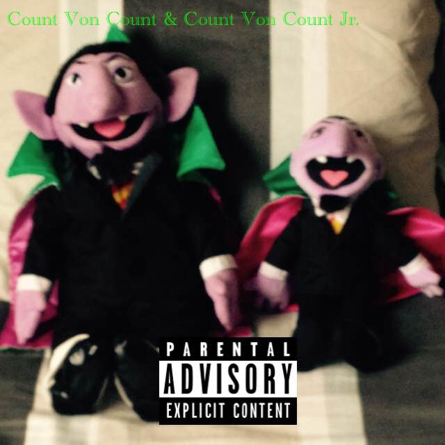 Count Von Count & Count Von Count Jr. - Vampire Blood Ties EP