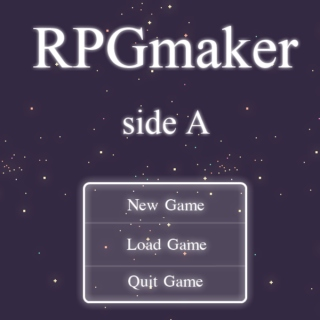 rpgmaker || side A