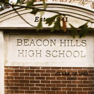 dude, this is beacon hills.