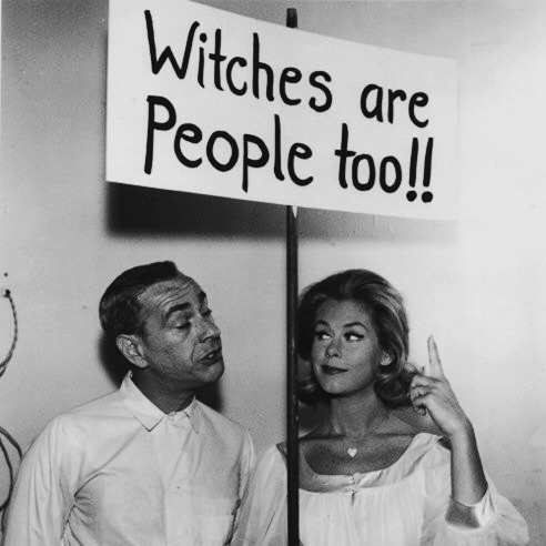 Just a Little Witch Bitch
