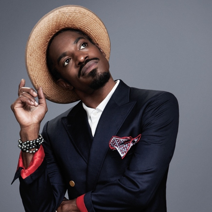 Playlist for a spot of André 3000