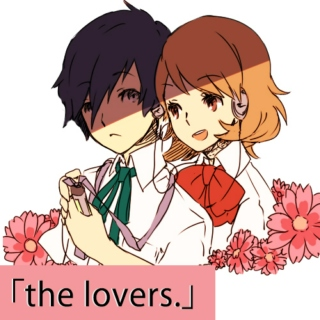「the lovers.」