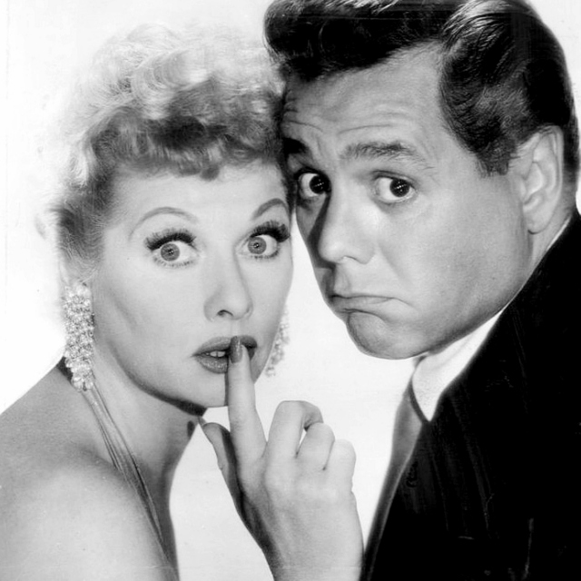 You Are Home - Lucy & Desi