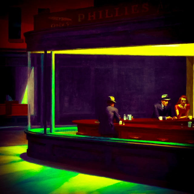 The All Night Diner